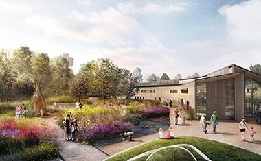 New Wisley gardens by SGD Members