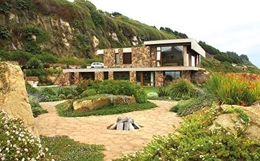 Project: Coastal cliff garden