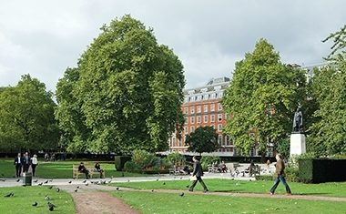 Call for proposals: Grosvenor Sq