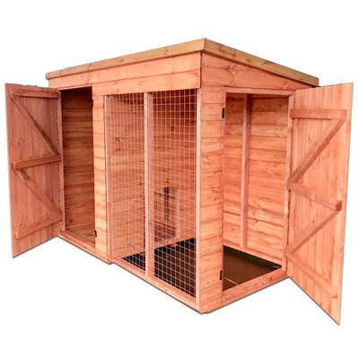 Wooden Dog Run