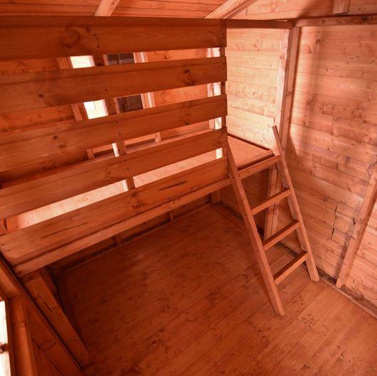 Forest Lodge Verandah