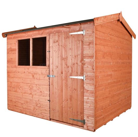 Wooden Shed Workshop Apex Model G