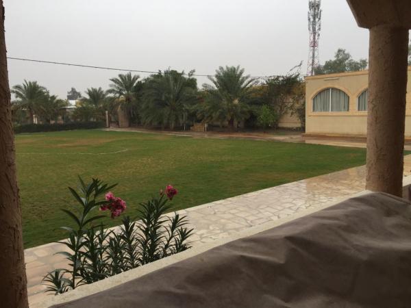 استراحة السعد / حي الرمال