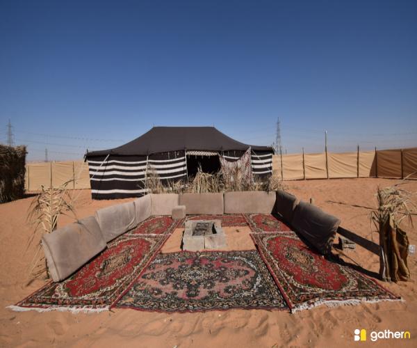 مخيم الطرقي