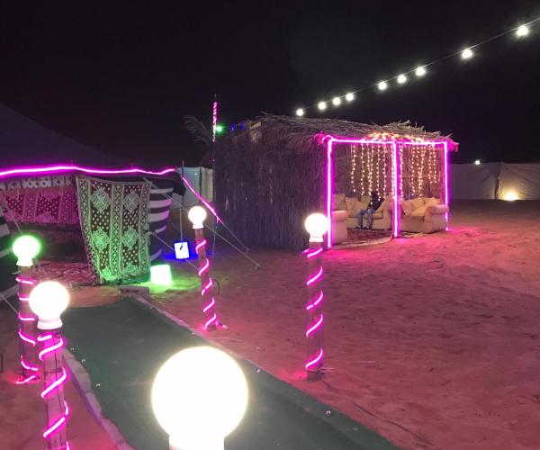 مخيم اضواء الشمال رقم 1