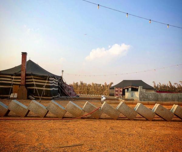 مخيم الندوة
