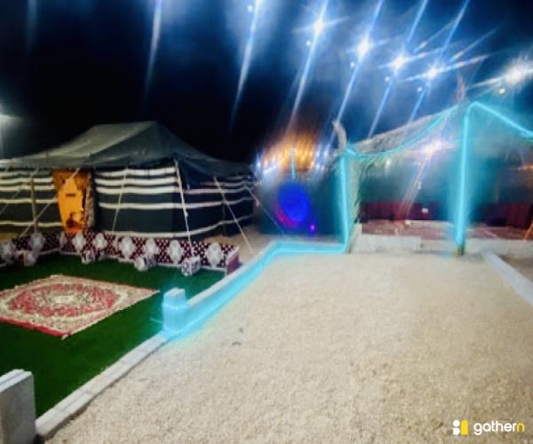 مخيم الاماكن 1