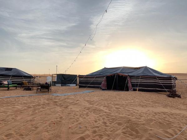 مخيم بيوت العرب