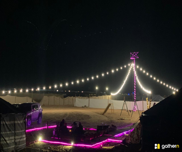 مخيم النجمة 66