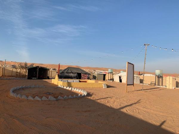مخيم نجمه (القسم الرجالي)