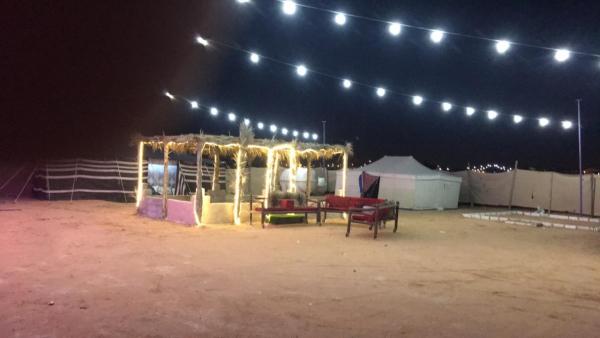 مخيمات الفهد 1