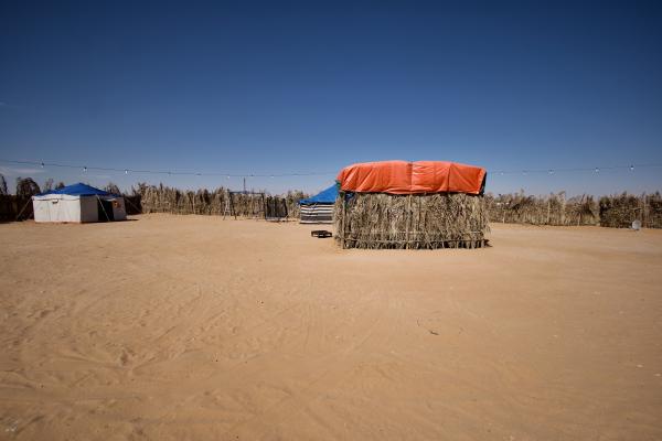 مخيم هبايب الرياض