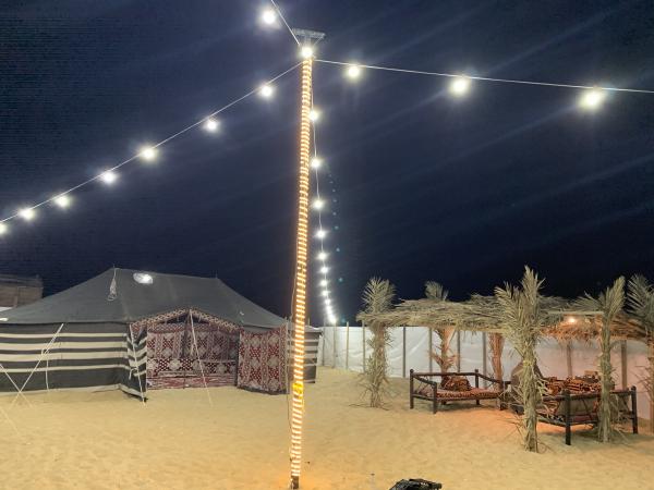 مخيم ليالي السمر (قسمين)