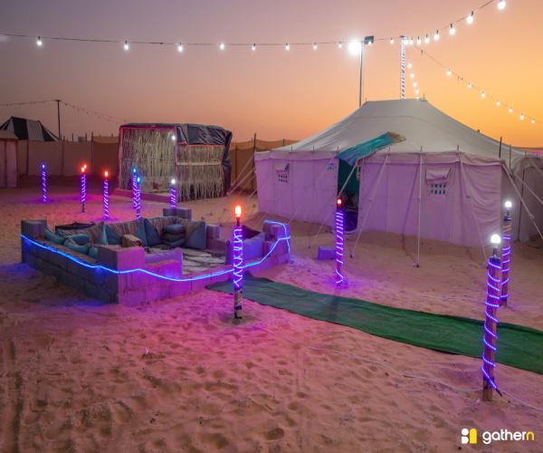 مخيمات السعاده 1