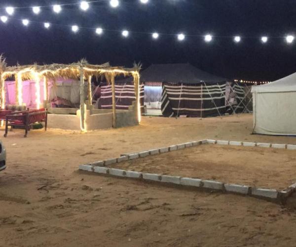 مخيمات الفهد 3