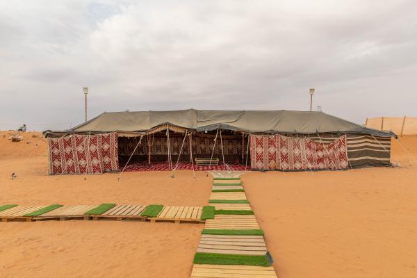 مخيم الوسم