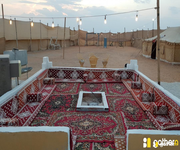 مخيم راما 2 (قسم النساء)