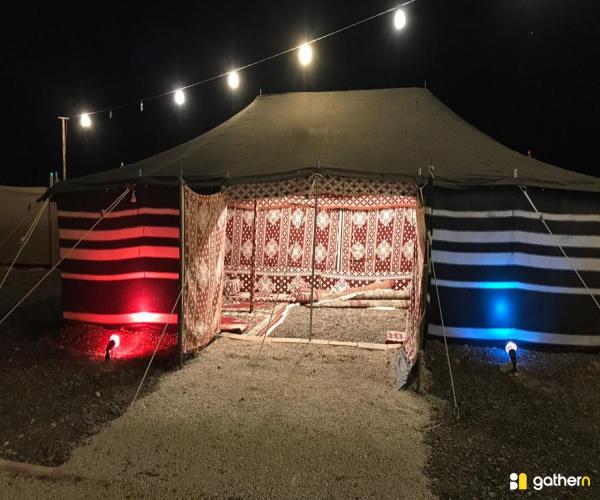 مخيم رقم 2(قسم النساء)