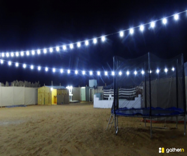 مخيم الاصاله 1