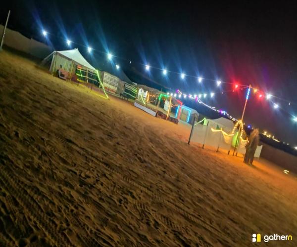 مخيم نور