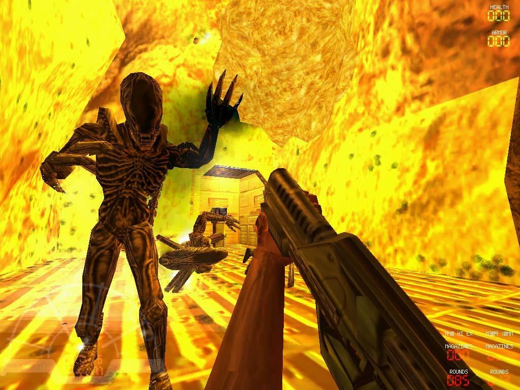 Picture of Aliens Vs Predator Classic 2000