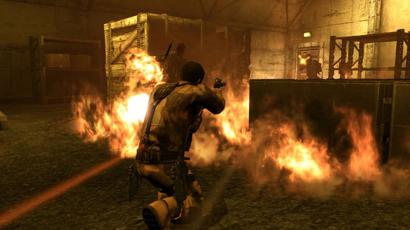 Picture of Alpha Protocol