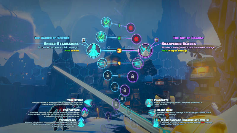 Picture of Battleborn: Full Game Upgrade