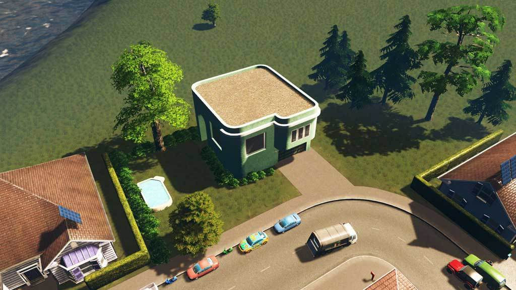 Picture of Cities: Skylines - Content Creator Pack: Art Deco