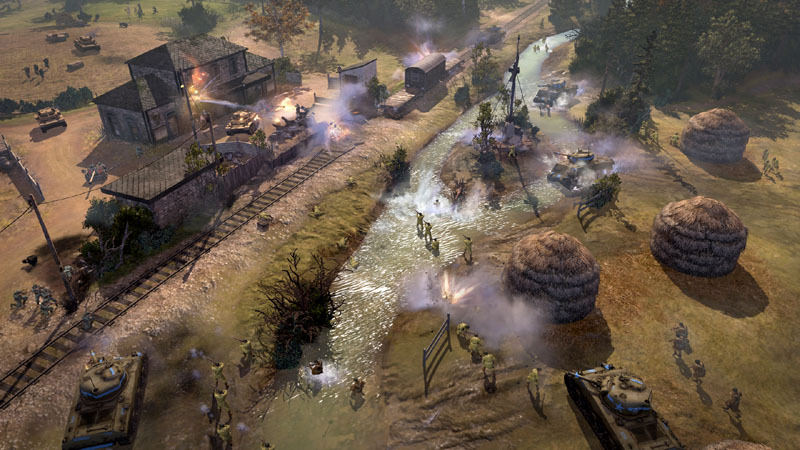 Picture of Company of Heroes 2: The Western Front Armies - US Forces