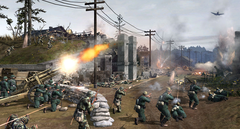 Picture of Company of Heroes Franchise Edition
