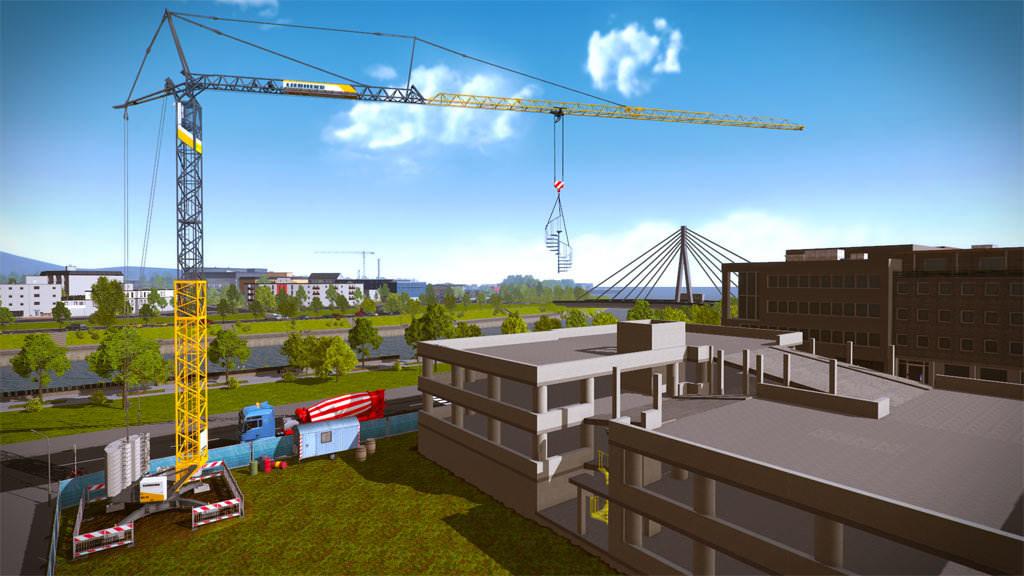 Picture of Construction Simulator 2015 LIEBHERR HTM 1204 ZA (DLC7)