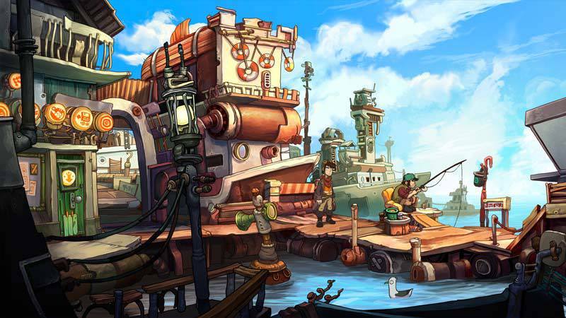 Picture of Deponia: The Complete Journey