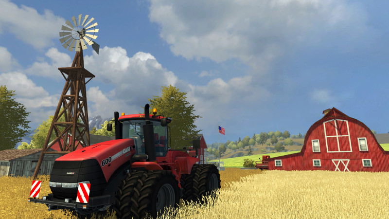 Picture of Farming Simulator 2013 - Titanium Edition (Mac)