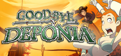 Picture of Goodbye Deponia