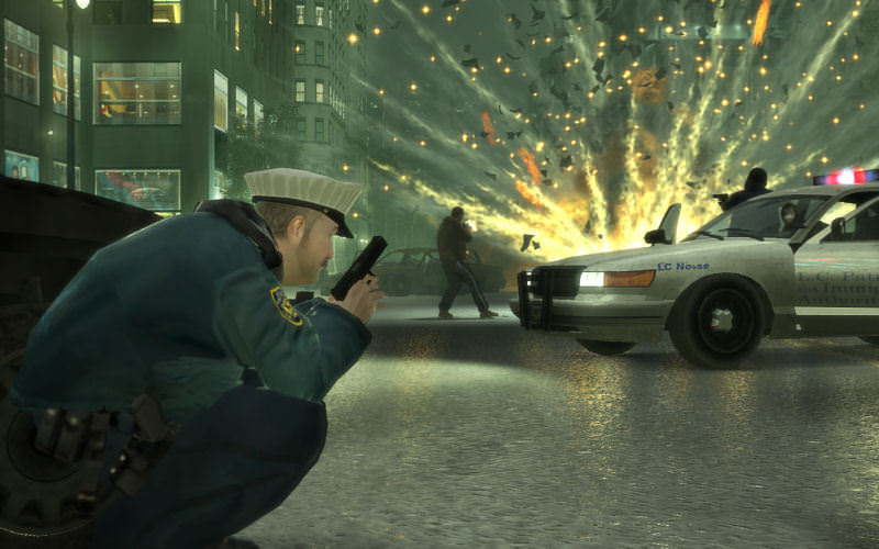 Picture of Grand Theft Auto IV
