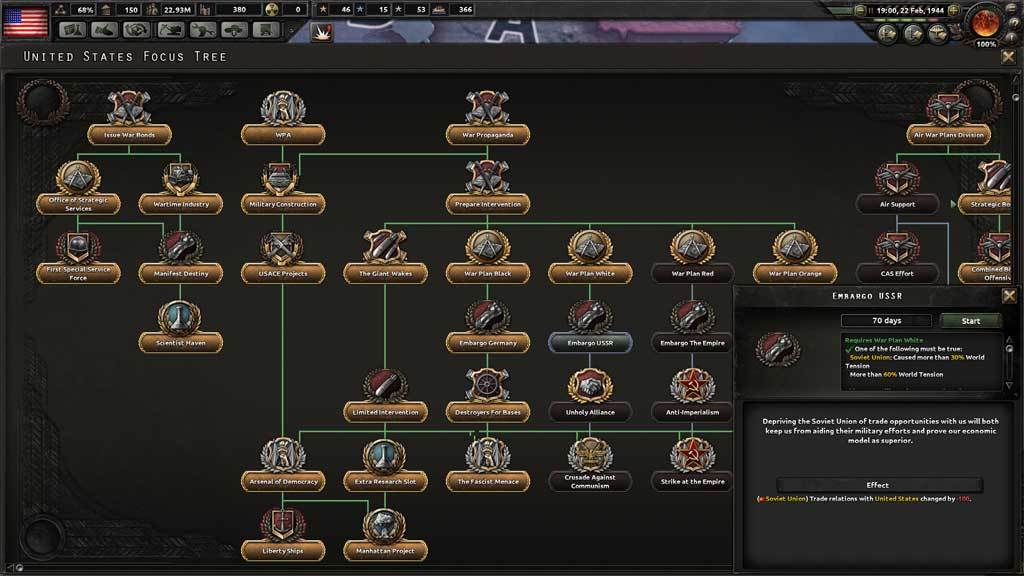 Picture of Hearts of Iron IV - Cadet Edition