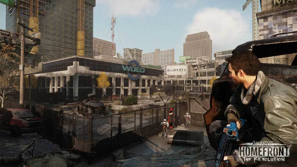 Picture of Homefront® The Revolution - Aftermath (DLC)