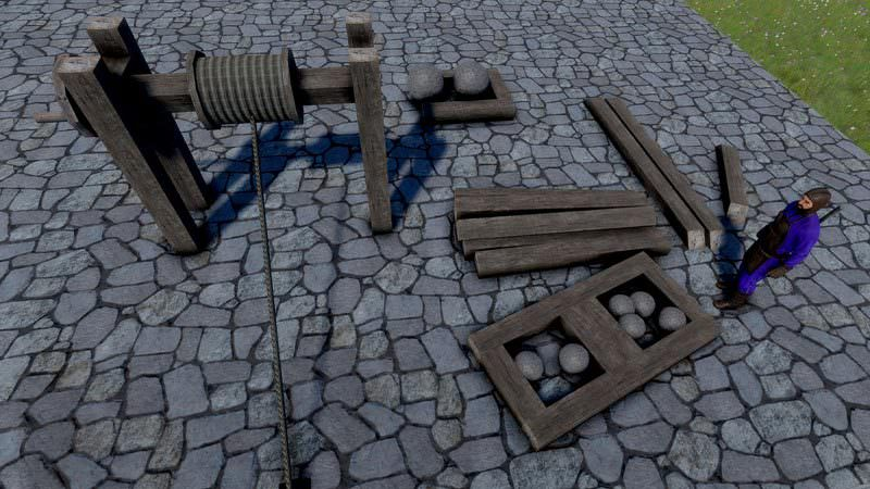 Picture of Medieval Engineers