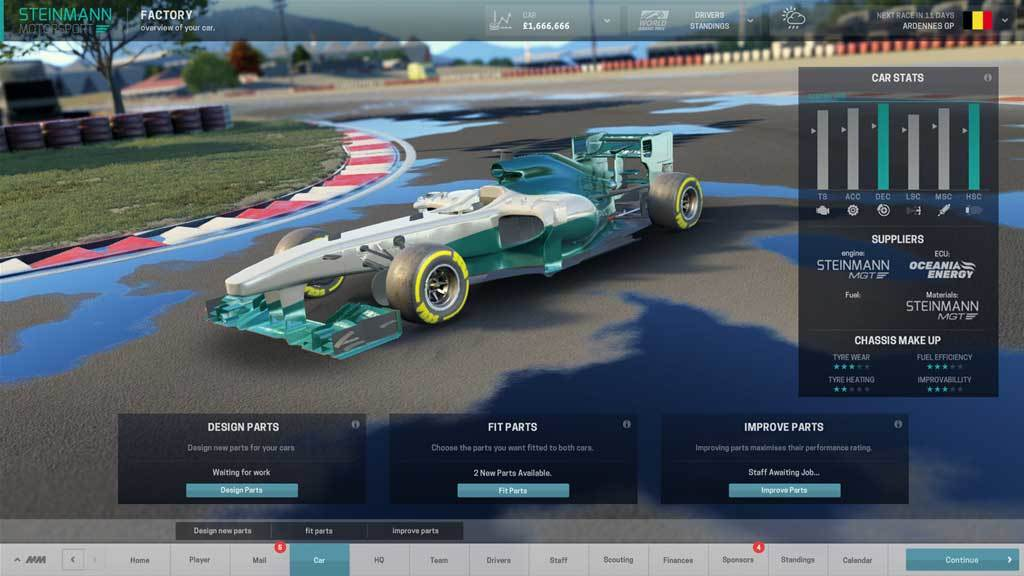Picture of Motorsport Manager
