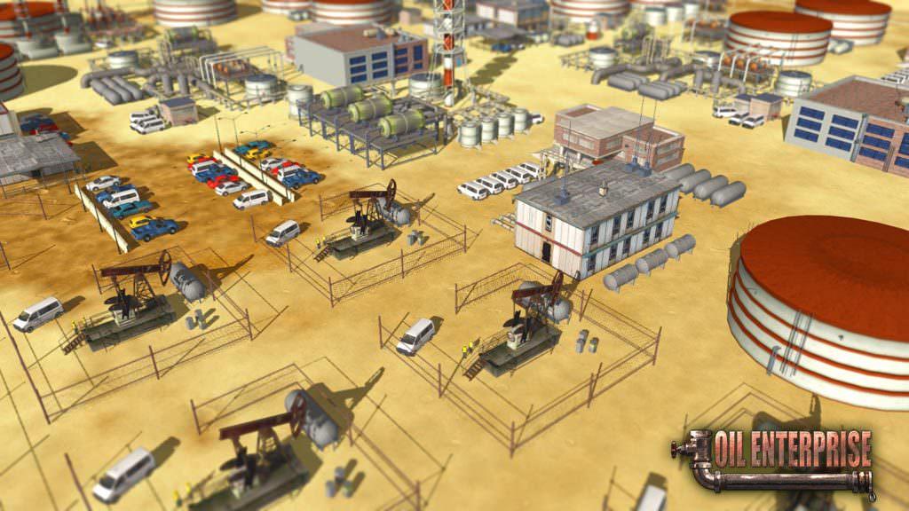 Picture of Oil Enterprise