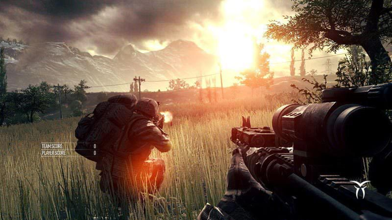 Picture of Operation Flashpoint - Red River