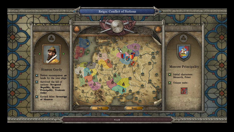 Picture of Reign: Conflict of Nations
