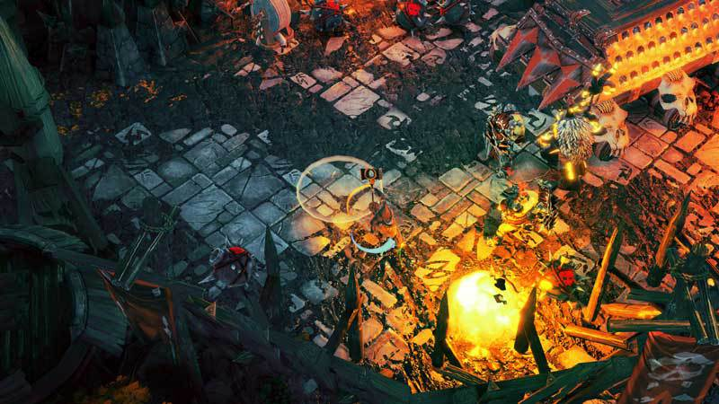 Picture of Sacred 3
