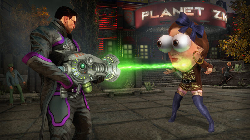 Picture of Saints Row / Metro Double Pack