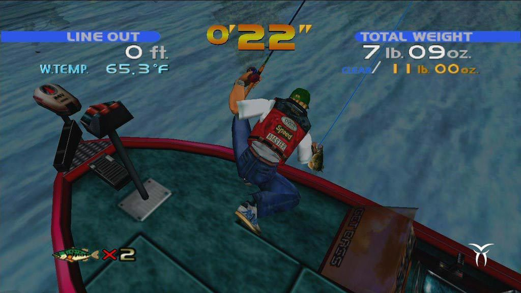 Picture of SEGA Bass Fishing