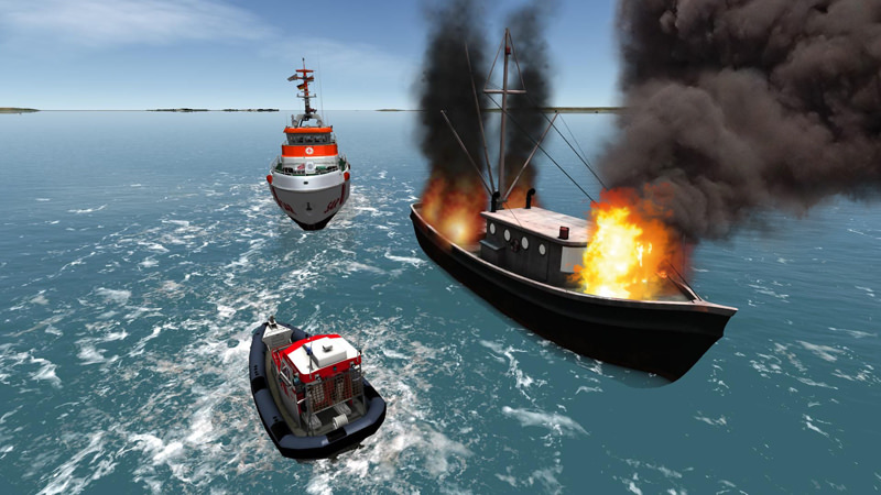 Picture of Ship Simulator: Maritime Search and Rescue