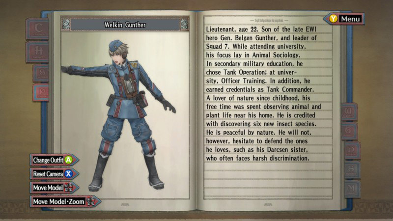 Picture of Valkyria Chronicles