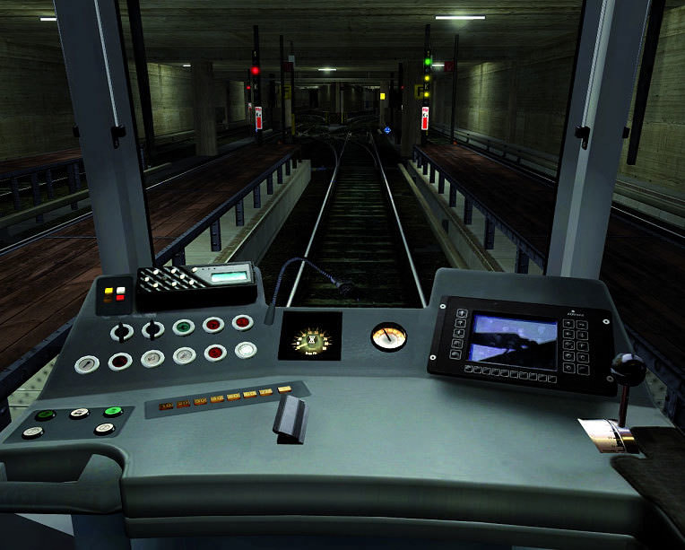 Picture of World of Subways 2 - Berlin Line 7