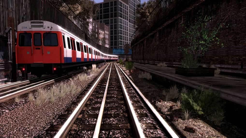Picture of World of Subways 3 - London Underground Circle Line