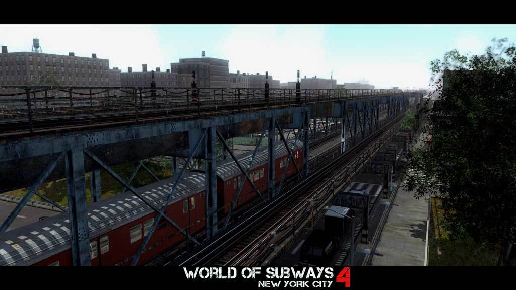Picture of World of Subways 4 - New York Line 7
